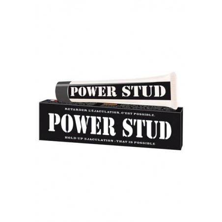 Power Stud 15 Ml Creme Retardante Ejaculation Homme Prolonge Erection
