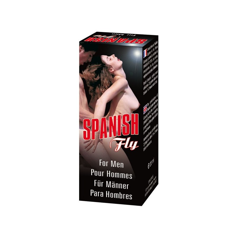 Spanish Fly Homme 20 Ml