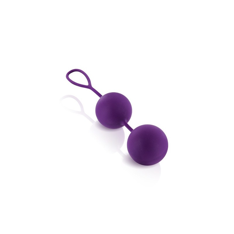 duplicity Duo Balls Purple