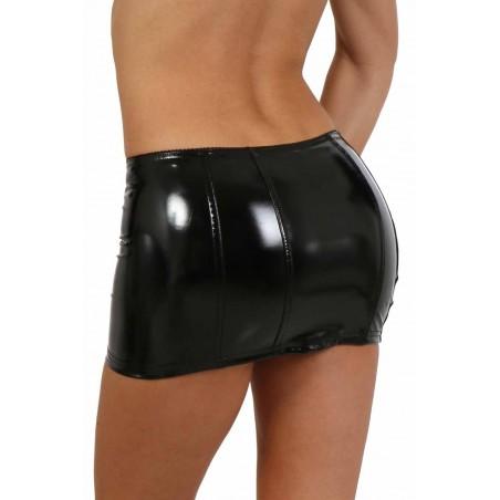 Mini Cravache et Plume Ponpons Rouge