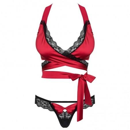 Cravache Pompon Rose
