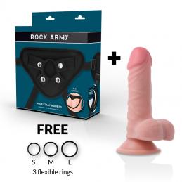 Touché Compact Finger Doight Vibrant Taille L
