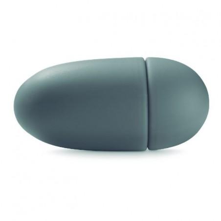 Enlacé String Ouvert Noir