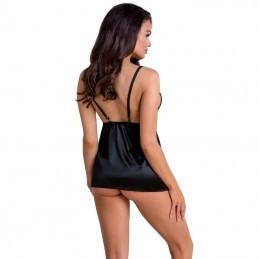 Masque Turandot Noir