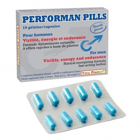 Stimulant Homme Performan pills