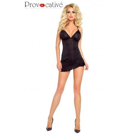 Chapeau Voilette Noire