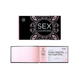 Sex Coupons Chéquier 50 coupons