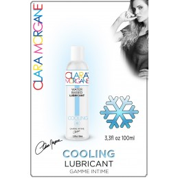 Lubrifiant Cooling Water Base Eau Effet Froid