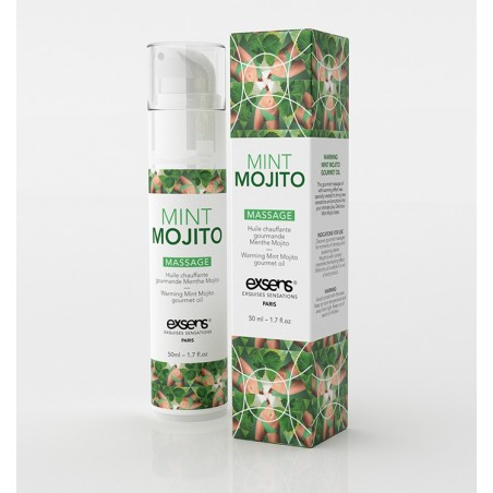 Massage Hot Gourmand Mojito 50Ml