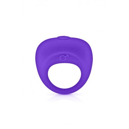 Anneau pour Pénis Purple Glamy Violet Vibrant