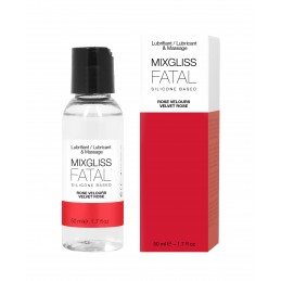 Lubrifiant Silicone Fatal Rose Velours 50 Ml