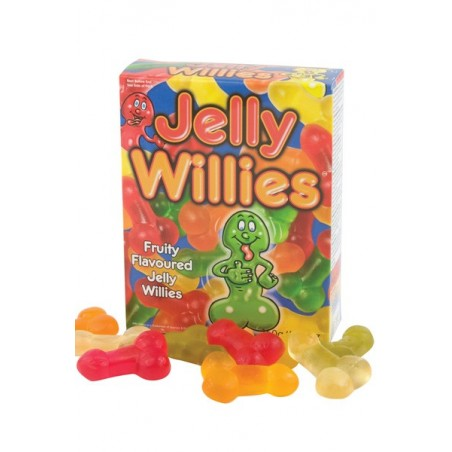 Jelly Willies Bonbons Gélifiés