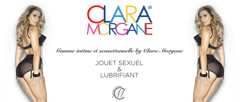 La Gamme Clara Morgane Sextoys